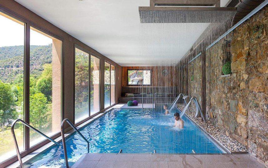 El so de l'aigua – Els banys de Sant Vicenç