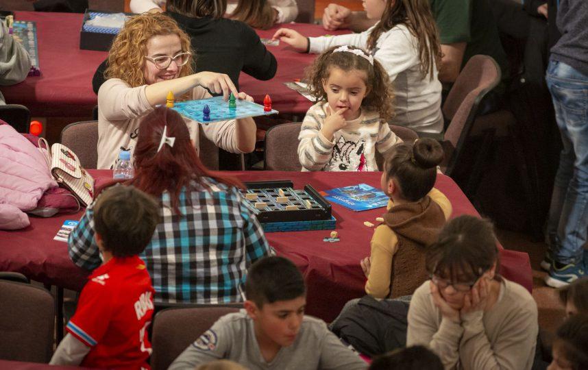 Ludoteca jocs d'iniciació i familiars
