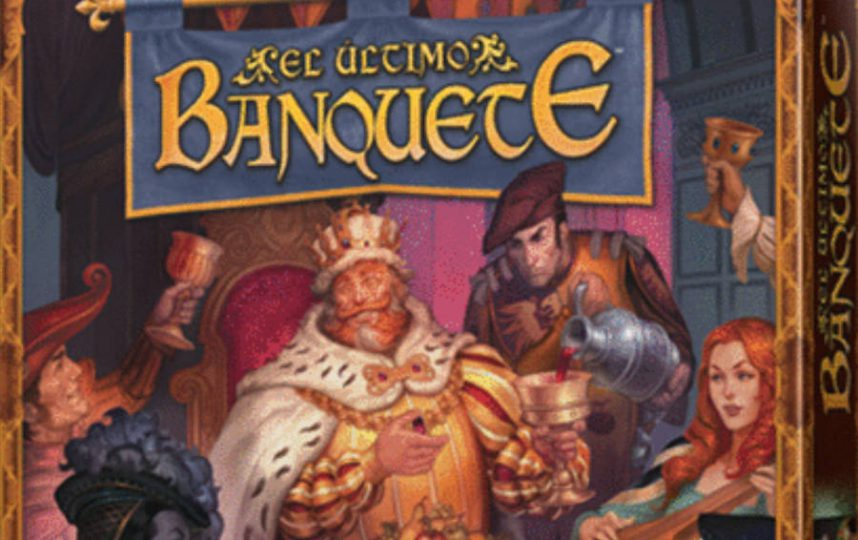 """""""El último banquete"""". Joc d'amibientació medieval"""