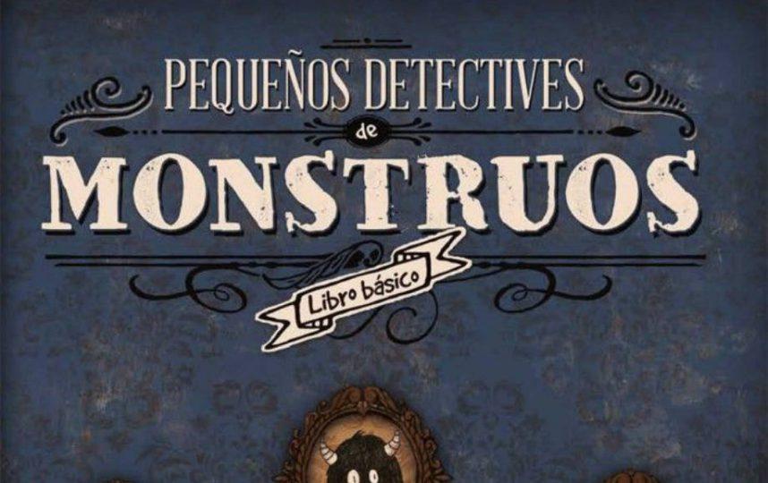 """""""Petits detectius de Monstres"""". Joc de rol"""