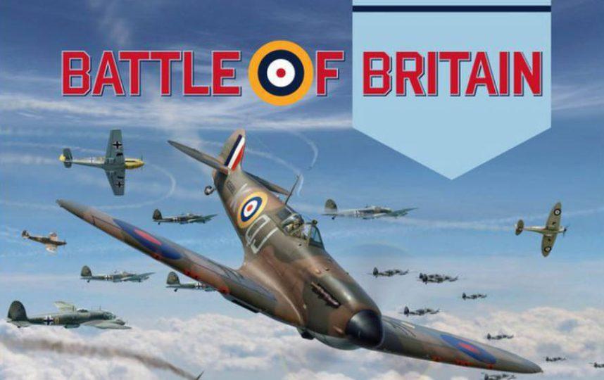 """""""La batalla d'Anglaterra"""". Joc de combats aeris"""